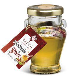 Preparato alimentare con miele e pistacchi, 100g