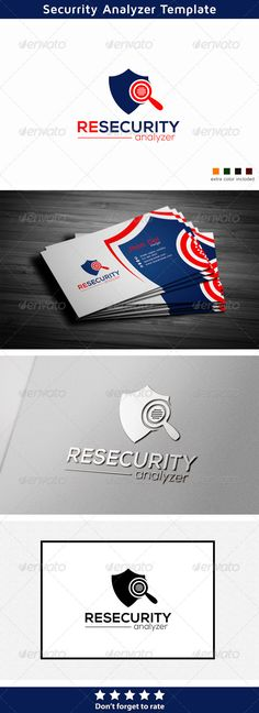 Security Logo  #GraphicRiver         Features :  100% Print Ready Vectors  Editable Colours  Editable Fonts  File formats: EPS, AI, PSD  CMYK and RGB  Fonts used in the design: Nexa  	 Note: Download font to your system font folder before editing those files. The images or mockups in preview file is not included in main file. Need any further assistance or graphic work, don't hesitate to contact me. Please take a moment to rate this item,Thank you      Created: 18September13…