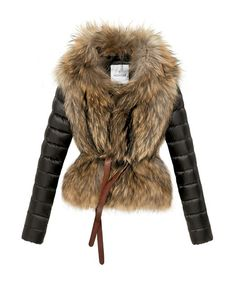 A GORGEOUS jacket from the Moncler Fall collection.