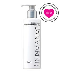 """No. 4: Jan Marini Bioglycolic Oily Skin Cleansing Gel, $29 TotalBeauty.com average reader rating: 9.7*  Why it's great: One reviewer call this the """"best glycolic face wash, period."""" Perfect for """"problem"""" skin, this cleanser evens out skin tone, gets rid of """"dull skin"""" and restores one's """"youthful glow."""""""