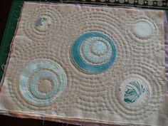 Circles Stitch Along Part Five - Finishing off!