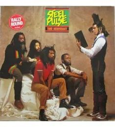 Steel Pulse True Democracy on LP from Warner Bros. Legendary U. Reggae Band Strikes Balance Between Social Commentary and Heartfelt Love Songs Helmed by Iconic Bob Marley, Peter Tosh Producer: Needs Reggae Artists, Music Search, Reggae Music, Reggae Style, Greatest Songs, Upcoming Movies, Bob Marley, Damian Marley, Pop Music