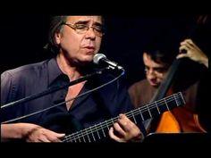 Edu Lobo. Prá dizer adeus ('To say goodbye')   Composição: Edu Lobo e Torquato Neto