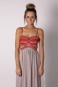 Love this. Would be beautiful for summer in coral or mint