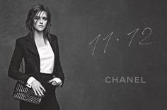 First look: Kristen Stewart's new campaign for Chanel