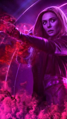 marvel avengers wallpaper Animated Video Gif created by Sherilynn Gould Avengers Infinity War Endgame Scarlet Witch Marvel Avengers, Wanda Marvel, Marvel Art, Marvel Heroes, Marvel Dc Comics, Scarlet Witch Marvel, Marvel Films, Marvel Characters, Game Of Thrones Characters