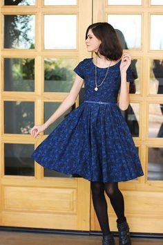 <3 this blue hue! #stylegallery