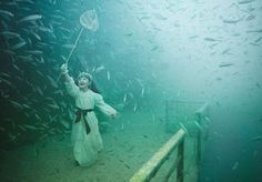 Andreas Franke, The Sinking World