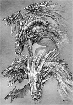 Dragon's Wrath by `Exileden on deviantART