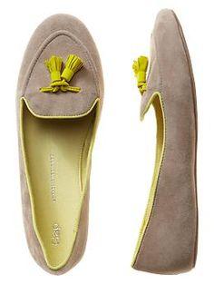 Gap Tassel loafers. cute n' simply comfy. Want :)