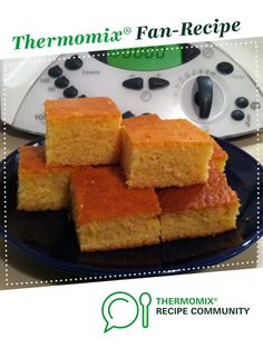 Recipe Cornbread - moist and sweet by swindas, learn to make this recipe easily in your kitchen machine and discover other Thermomix recipes in Baking - savoury. Thermomix Bread, Moist Cornbread, 5 Recipe, Oven Dishes, Breads, Vegetarian, Community, Baking, Dinner