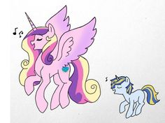cadence and her son