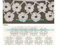 OFICINA DO BARRADO  ...#crochet_inspiration GB