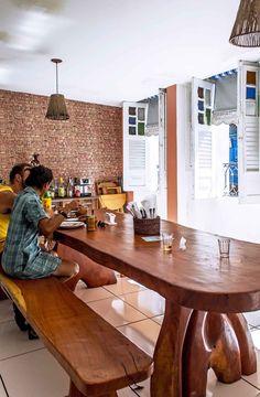 Cadê que chama? restaurant in Salvador, Brazil   heneedsfood.com