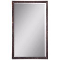 "Uttermost Renzo Vanity 32"" High Wall Mirror - #J6546 | Lamps Plus"