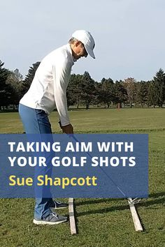 Don't miss the target because you didn't line up correctly. Sue Shapcott answers the most common questions golfers ask about alignment. #golf #golftip #golfswing #golflessons #womensgolf Educational Psychologist, Golf Books, Golf Score, Golf Practice, Golf Chipping, Best Golf Courses, Golf Instruction, Golf Putting, Golf Exercises