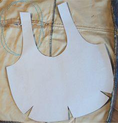 Step to Step Jeans Bag Tutorial. Denim Bag Patterns, Hobo Bag Patterns, Denim Handbags, Denim Tote Bags, Diy Bag Designs, Diy Bags Purses, Denim Ideas, Denim Crafts, Hippie Bags
