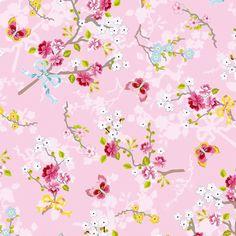 Chinese Roses - 386032 - Pip Studio - Intrade - Tapeter-tyger.se