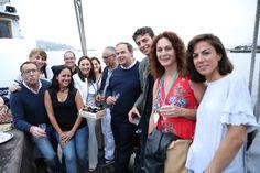 Agosto na Ría Marqués de Vizhoja, concierto de The Soul Breakers #festival #riadevigo #marquesdevizhoja #opercebeiro