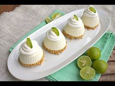 Individual Frozen Key Lime Pies | Recipe | Shared over 1.5 MILLION times!