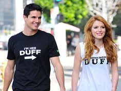 We've been teasing you with cast interviews — including ones with Mae Whitman, Robbie Amell and Bella Thorne — the entire week, but now the time has finally come: The DUFF is officially in theaters! That means you can see some of your all-time favorites on screen together, like, any time you want (for the …