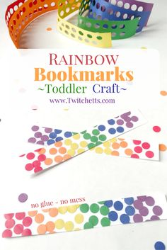 These Rainbow Bookma