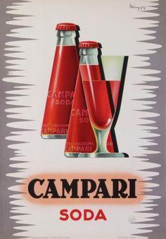 Campari Soda Mingozzi