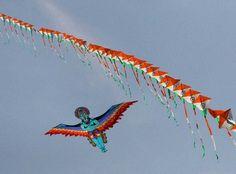 Jaipur, Kites, Viajes