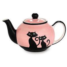Φ Cat teapot. Φ