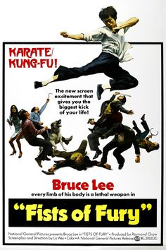 FISTS OF FURY (THE BIG BOSS)  was Bruce Lee's first feature film debut where he starred as Cheng Chao-an, a young man with an oath of staying away from violence. He moved to the city and work in an ice factory with his cousin. The peaceful workplace soon turned out of control when one by one the factory workers disappeared. A riot broke out at the factory when Cheng found out that the factory was apparently a cover-up for a drug-smuggling business.