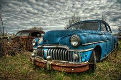 Junk Yard  by Eric  Desarmia , via 500px