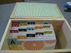 Address book tutorial you could do this with a ready made notebook diy address book solutioingenieria Image collections