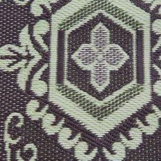 Plastic mat bruin-groen XL