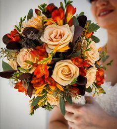 Silk Flower Arrangements, Bride Bouquets, Silk Flowers, Floral Wreath, Autumn, Color, Bridal Bouquets, Floral Crown, Fall Season