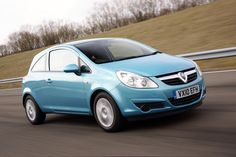 2. Vauxhall Corsa sold 89, 434 in 2012