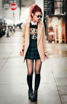Lua P. Back to the Future. Luanna Perez-Garreaud. www.le-happy.com
