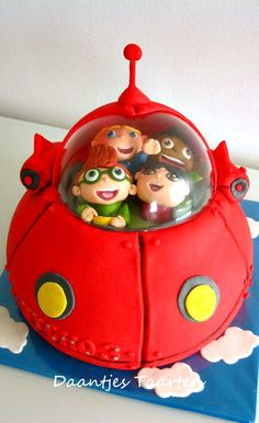 Little Einsteins Cake