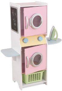 Amazon.com: KidKraft Laundry Playset: Toys & Games