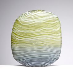 clare belfrage art | Rhythm, Pattern and Detail – Glass Vessels by Clare Belfrage | OEN