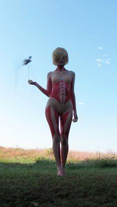 Female Titan, Attack on Titan.