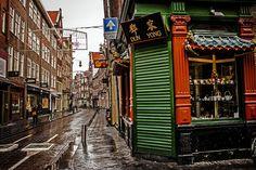 Le quartier rouge d' amsterdam - Site de clickandtrip !