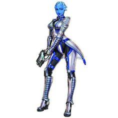 Amazon.com: Kotobukiya Mass Effect: Liara T'Soni Bishoujo Statue: Toys & Games