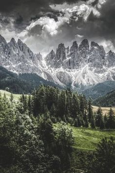 Dolomites, Italy   HerbertWagner