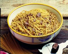 Spaghetti alla nursina, ricetta umbra