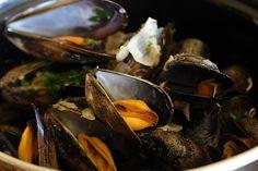 ... potatoes a la mariniere recipes dishmaps shellfish and potatoes a la