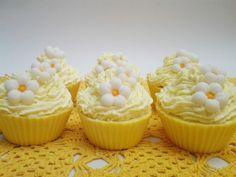 Sabonete Cupcake de maracujá Coccinella