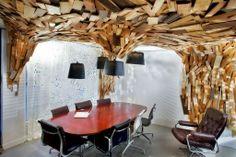 Modern Interior Conference Room Design