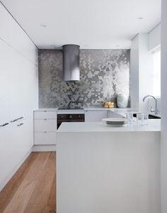 Resultado de imagen para full white kitchen