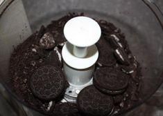 Oreo torta s tvarohom - Recept Oreo Cheesecake, Oreos, Tea Lights, Tea Light Candles