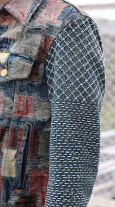 Много верхней одежды из джинса (трафик) / Джинсы / ВТОРАЯ УЛИЦА